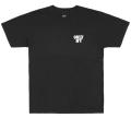 ONLY NY ''Varsity Logo'' Tシャツ ブラック