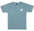 ONLY NY ''Varsity Logo'' Tシャツ スレート