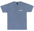 ONLY NY ''LOGO'' リラックスフィット Tシャツ ヴィンテージブルー