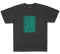 ONLY NY ''NYC 1997'' Tシャツ ヴィンテージブラック