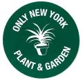 ONLY NY ''PLANT&GARDEN'' ステッカー グリーン