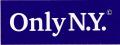 ONLY NY ''LOGO mini'' ステッカー パープル