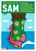 SAM マガジン STREET AND MORE #18