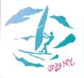 ONLY NY ''SURF'' ステッカー
