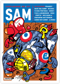 SAM マガジン STREET AND MORE #20