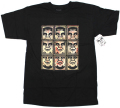 OBEY  ''NINE FACE'' Tシャツ