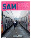SAM マガジン STREET AND MORE #17