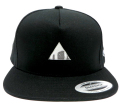ART SIDE ''Drip Triangle'' スナップバックCAP (2色展開)