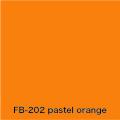 FLAME 202 pastel orange