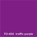 Flame orange traffic purple FO-404