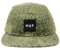 HUF  ''SHELL SHOCK VOLLEY  '' 5パネルCAP オリーブ