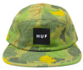 HUF  ''JAPANESE CAMO VOLLEY '' 5パネルCAP リーフカモ