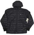 ''セール'' OBEY QUEST ダウン   フードジャケット ブラック