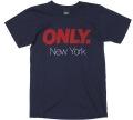ONLY NY ''LOGO'' Tシャツ 3色展開