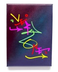VERYONE 直筆キャンバス サイズ(15cm×21cm)