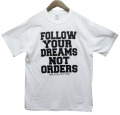 "OG KOLLECTIVE ""Follow"" Teeシャツ 2色展開"