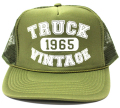 TRUCK BRAND メッシュキャップ VINTAGE GREEN