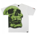 UPPER PLAY GROUND ELMAC SKULL Tシャツ