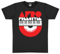 "101apparel Chico Mann ""Afro Freestyle"" Mix CD and Teeシャツ"