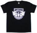 ART SIDE COSAONE ''エンブレムロゴ'' Tシャツ 5色展開