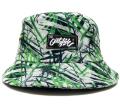 ARTSIDE HAT バケットハット 植物 グリーン