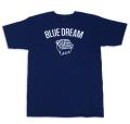 UPG BLUE DREAM メディカルマリファナ Tシャツ