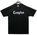 Compton Teeシャツ 2色展開