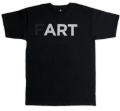 UPG F ART Tシャツ