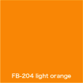 FLAME 204 light orange