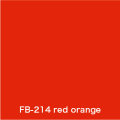 FLAME 214 red orange