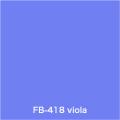 FLAME 418 viola