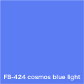 FLAME 424 cosmos blue light