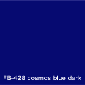 FLAME 428 cosmos blue dark