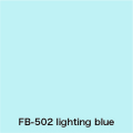 FLAME 502 lighting blue