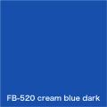 FLAME 520 cream blue dark