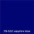 FLAME 522 sapphire blue