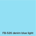 FLAME 526 denim blue light