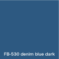 FLAME 530 denim blue dark