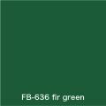 FLAME 636 fir green