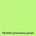 FLAME 654 primavera green