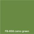 FLAME 658 camo green
