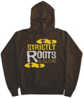 "101apparel  ""STRICTLY ROOTS & CULTURE"" ダウンロードカード付き フードスウェット"