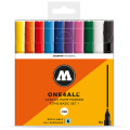 MOLOTOW ONE4ALL 127HS  ベーシックキット1 Pump Marker10本セット