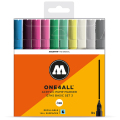 MOLOTOW ONE4ALL 127HS  ベーシックキット3 Pump Marker10本セット