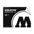 MOLOTOW™ Marker Pad マーカーパッド A4