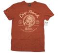 OBEY  ''Conquer Babylon'' Tシャツ ヘザーブリック