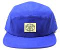 【SALE】 OBEY ''BEND'' 5パネル CAP  ブルー