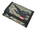 Quallity Dissent Trifold Wallet タイガーカモ