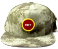 【SALE】 OBEY CIRCLE PATCH スナップバック CAP MUD カモ