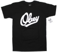OBEY  ''TEAM OBEY'' Tシャツ  3色展開